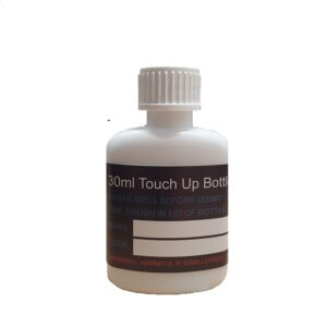 Ral Touch Up Paint - any RAL Colour (30ml Bottle with Brush)